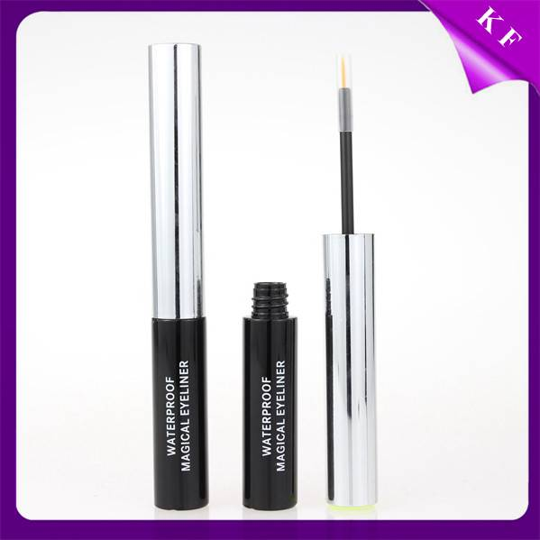 Shantou Kaifeng Luxury Makeup Waterproof Plastic Eyeliner Tube CL-2124
