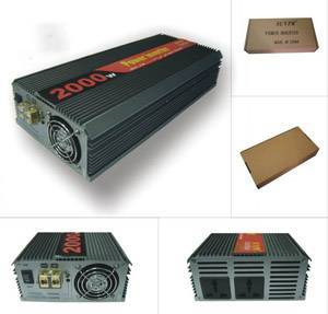 Sell Power inverter DY-2000(2000W+USB) from wholesaler