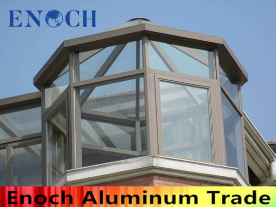 china new aluminum profile for window ENC1001