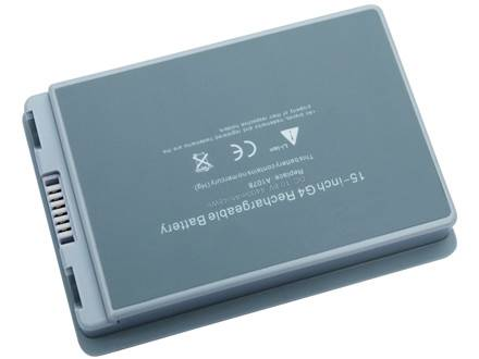 4400mAh Apple laptop battery for A1078