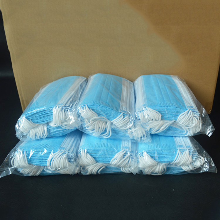 Disposable 3Ply Surgical Medical Face Masks
