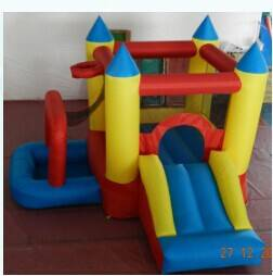 Cheap PVC/oxford inflatable bouncer for sale