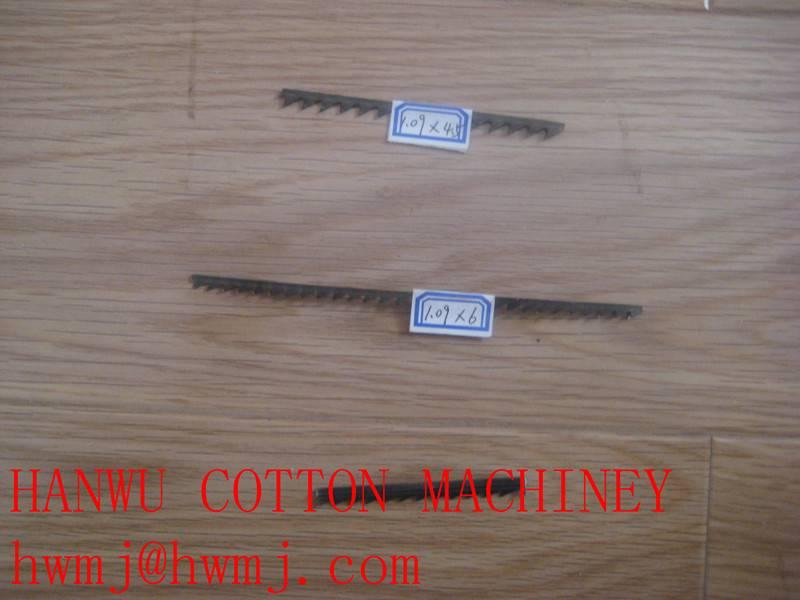Garnett wires/Lint cleaner saw wire