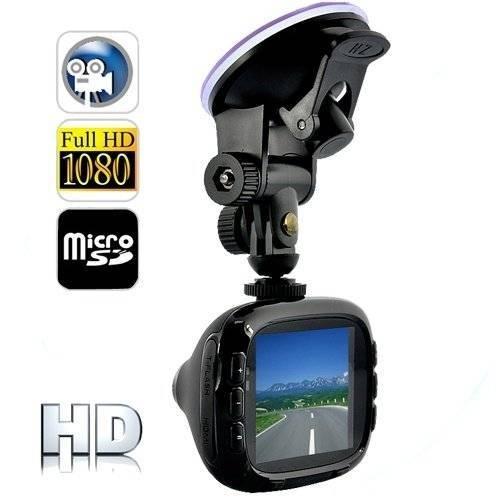 HD Car DVR Black BOX Motion with Flashlight