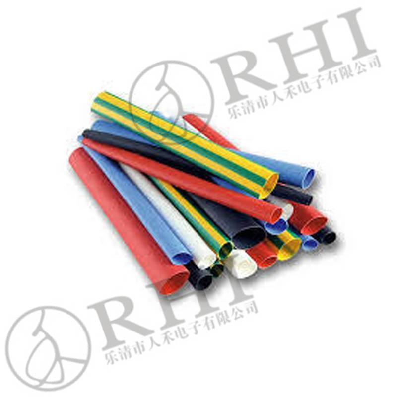 RHI PE non-slip heat shrink tube for fishing rod, tackle, fishing tools equipment