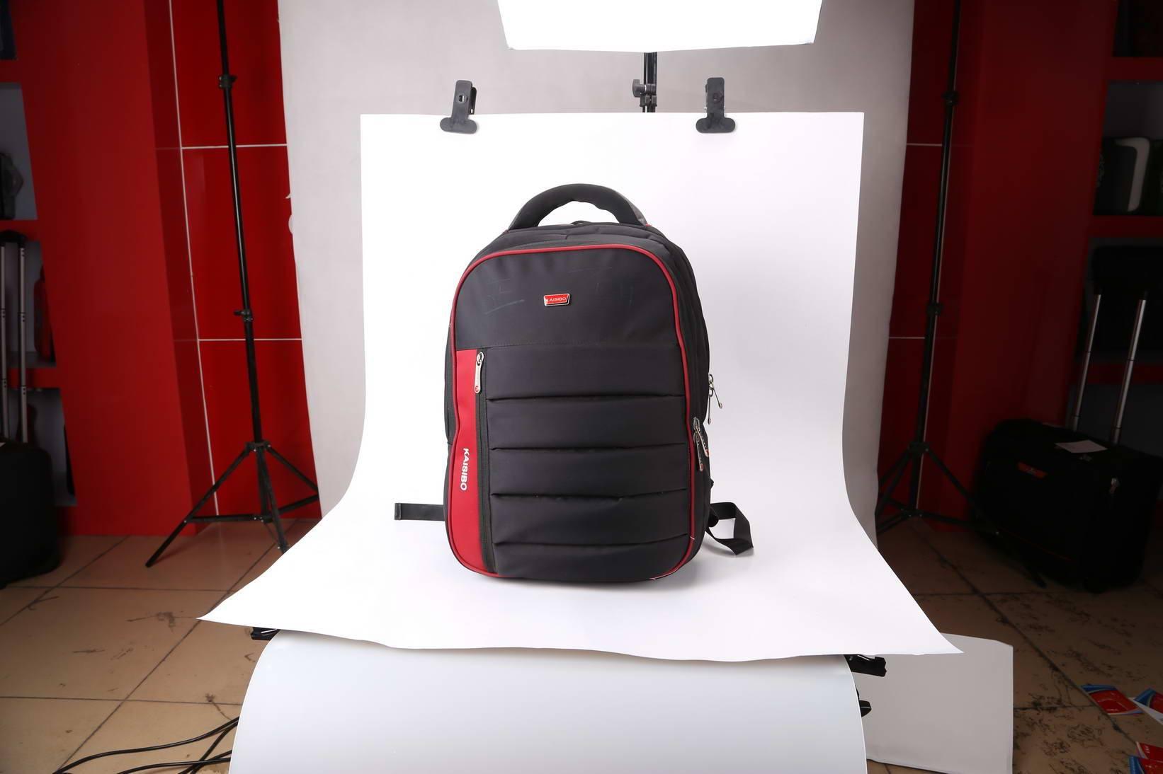 Nylon computer backpack