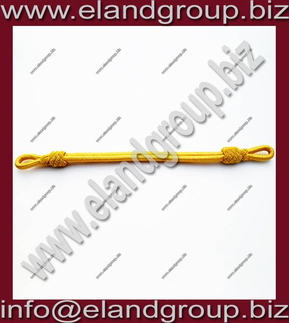 Cap Cords Golden