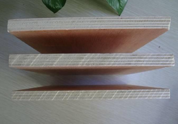 sell Poplar Hardboard Core Plywood board