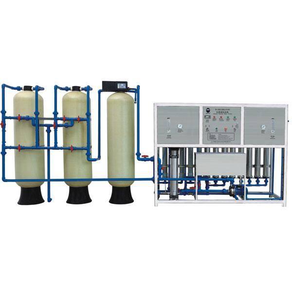 RO pure water treatment equipment(450L/H)