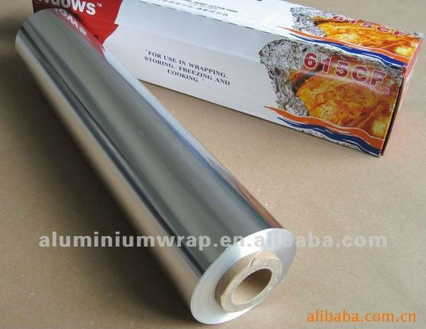 aluminium household foil for hot sale