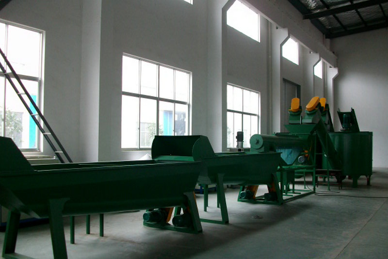 KL-2000 PET Bottle Recycling Washing Line