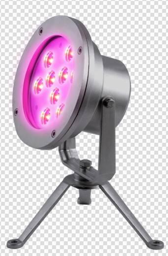 9X1W / 9X3W LED Underwater light for IP68