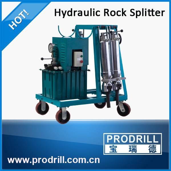 Wholesale darda hydraulic stone splitter machine