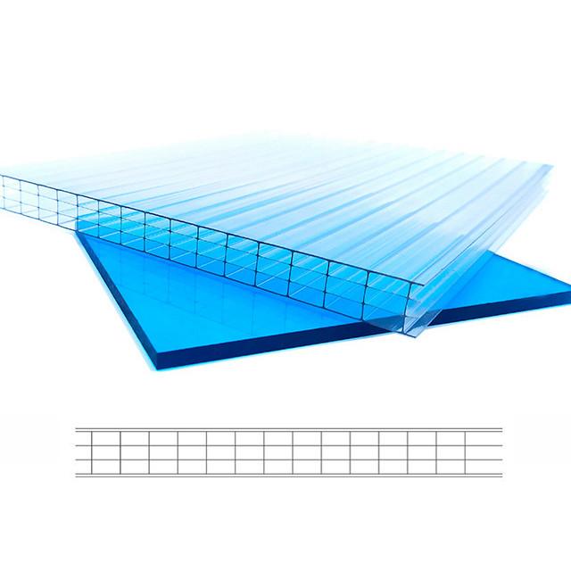 Greenhouse Wall Polycarbonate Sheet