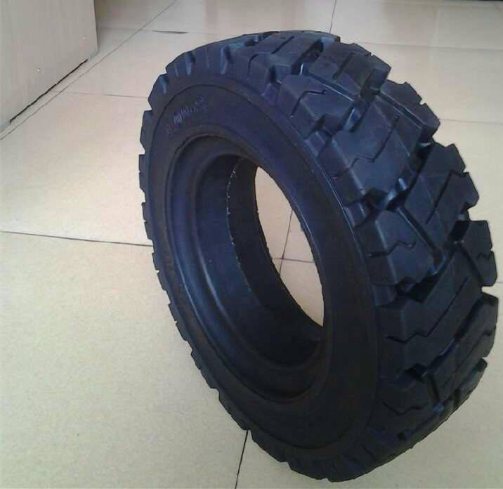 ANair Pneumatic Solid Tire 4.00-8, for Forklift and other industrial