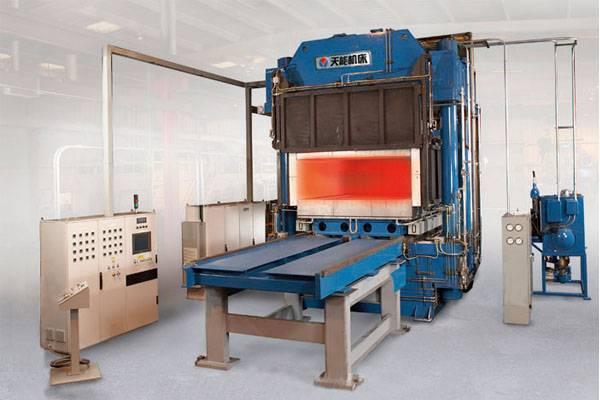 Hot press molding machine China
