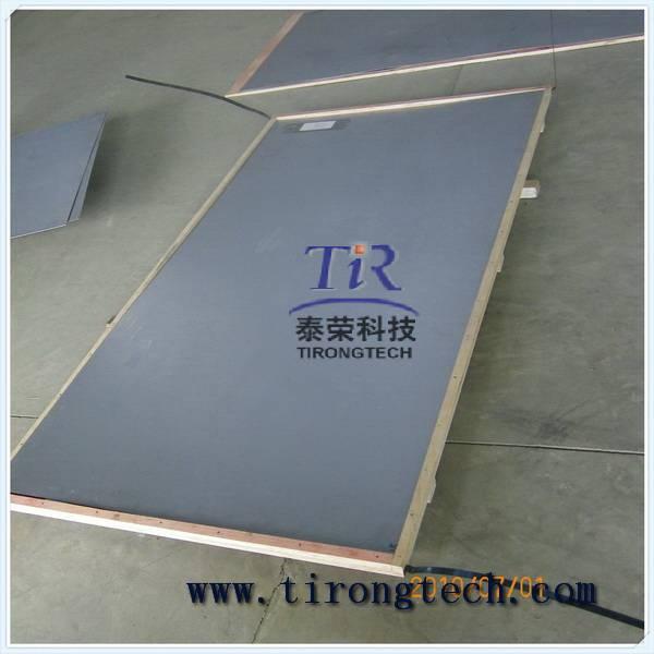 ASTM B265 GR5 Titanium sheet/plate