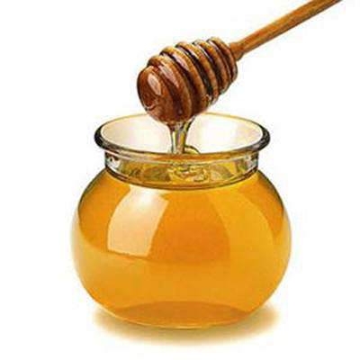 Natural Honey Bee Product from Beekeeping