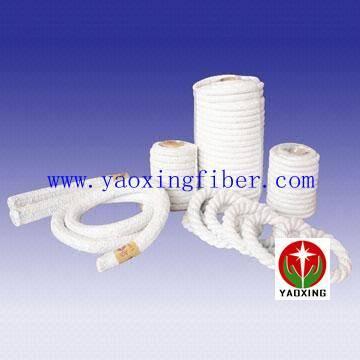 ceramic fiber rope(round,square,twisted)