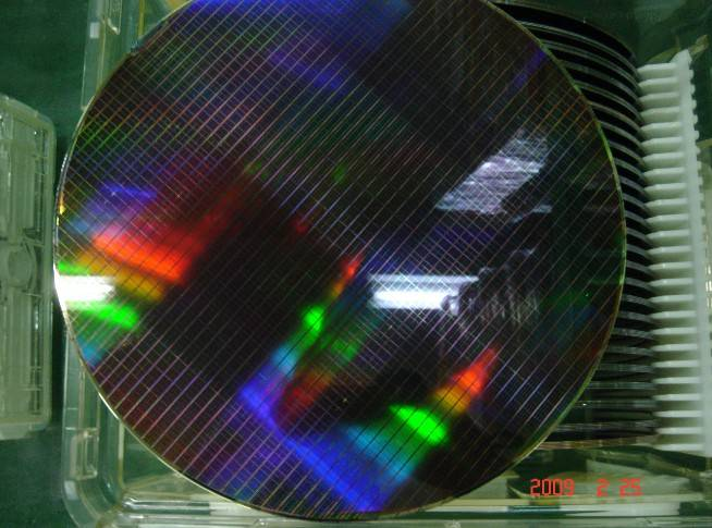 kinds of semiconductor wafer/IC wafer patterned