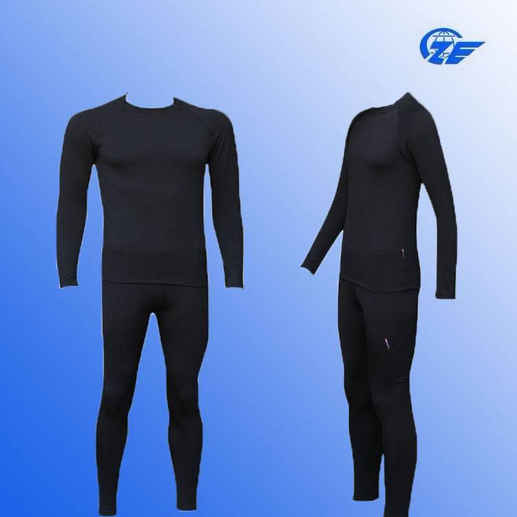 2014 Fashion Outdoor Sports long sleeve thermal Underwear Suit