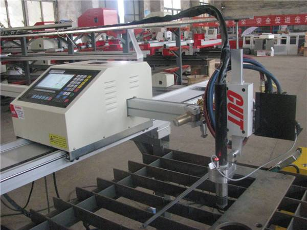 portable cnc profile cutting machine for steel cutting