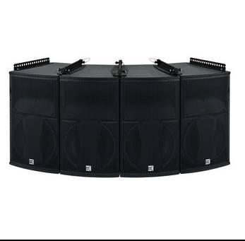 bi-amps 1.75titanium line array system T-12