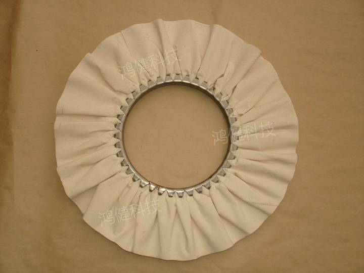 Cloth Polishing Wheel Buffing Wheel Fabric Wheel for Gravure Cylinder Polishing Machine