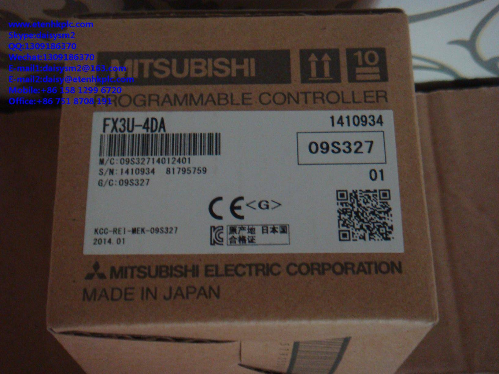 best option of our Mitsubishi PLC series FX