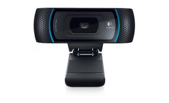 Logitech B910 HD Webcam Videocam