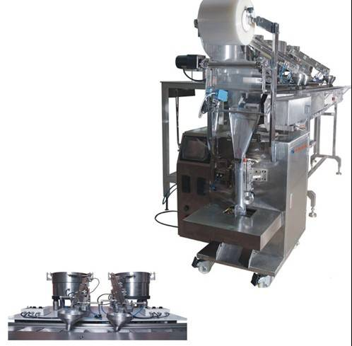 hardware/mail/screw/metal piece/lock/electronic/auto parts packaging machine
