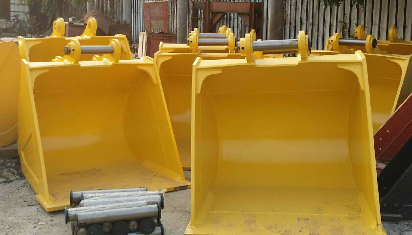 Excavator bucket, excavator grab, shovel bucket for HYUNDAI, ZOOMLION, ATLAS, XGMA, SANY