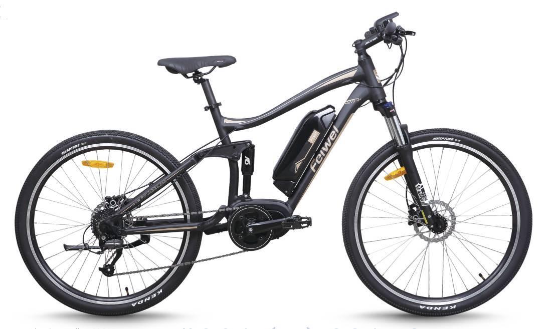 Electric bike mountain mid-drive motor (TDB20Z)