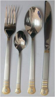 093, Stainless steel tableware, cutlery, flatware