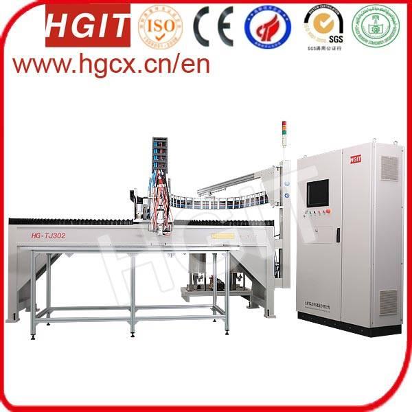 CNC PU Foam Seal Pouring Machine