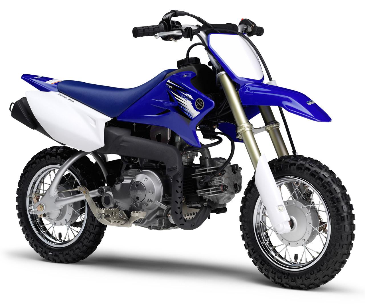 2012 Yamaha TT- R50E