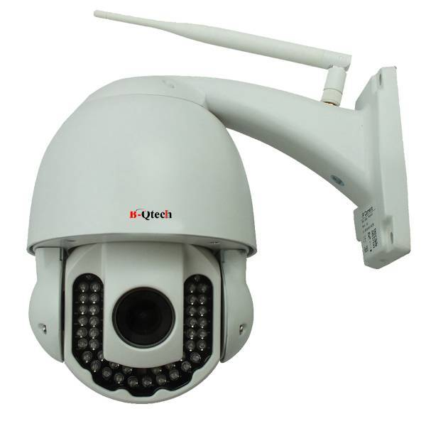 5inch 720P 1.0MP outdoor Waterproof and Vandal-proof PTZ IP Camera 5X Optical zoom support P2P