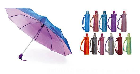 21x10K 3 Fold AOAC Chameleon Umbrella