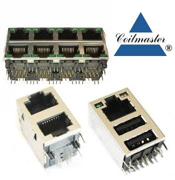 RJ45 Connector and Lan filter