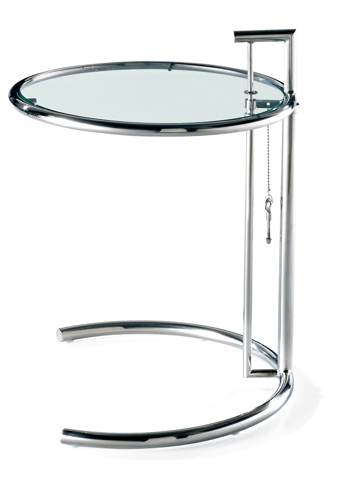 SHIMING Furniture MS-3315 Eileen gray adjustable coffee end table