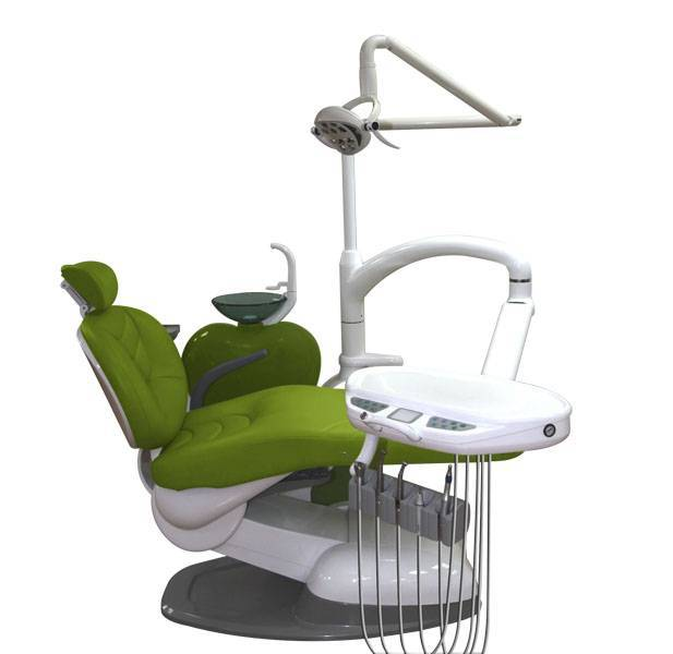 dental unit and chair