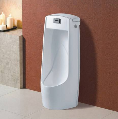 Bathroom furniture intelligent urinal for home use