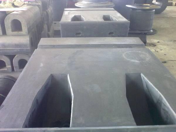MV Element rubber fender (DF-I)