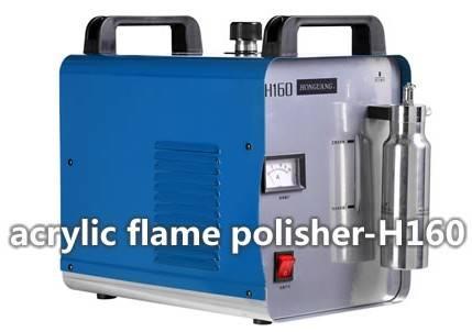 acrylic polishing machine-H160