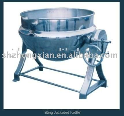 Jacketed Kettle