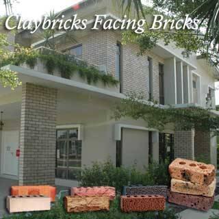 Clay Brick Veneer