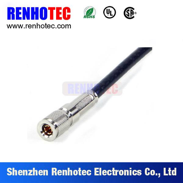 Good quality 1.0/2.3 male rf connector