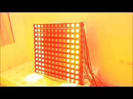 Gothylight 12x10w 4in1 Pixel Bar RGBW Wall Washer