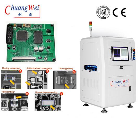 AOI-SMT,Automatic Optical Inspection for Smt Pcba,CW-Z588