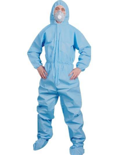 disposable pp nonowoven coverall/protective coverall suit